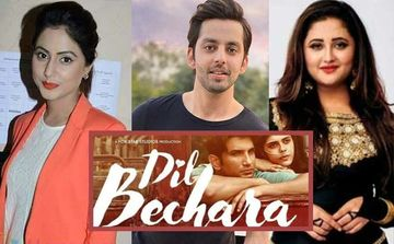 Dil Bechara Trailer: Hina Khan, Rashami Desai Himansh Kohli Heap Praises On Sushant Singh Rajput; Congratulate The Makers