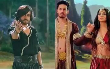 Naagin 5 Promo OUT: Dheeraj Dhooper Turns Villain In Hina Khan-Mohit Malhotra's Serpent Love Story