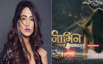 Hina Khan Is Ekta Kapoor's New Naagin In The 4th Installment Of Supernatural Show?