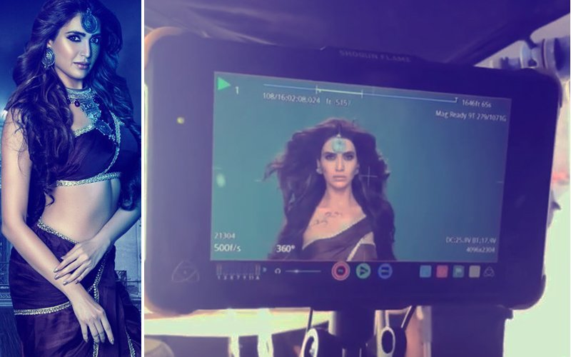 Karishma Tanna's Scorching Videos From Naagin 3 Promo Shoot Are Going Viral