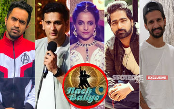Nach Baliye 9: After 4 Hours Of Cajoling, The Choreographers Are Back On Sets- EXCLUSIVE