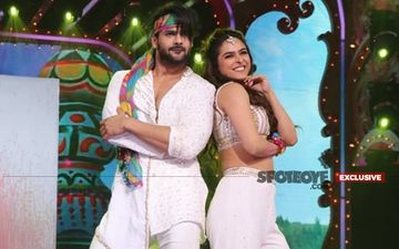 Nach Baliye 9: After The BIG Fight, Madhurima Tuli And Vishal Aditya Singh Are Back To Where They Belonged- EXCLUSIVE
