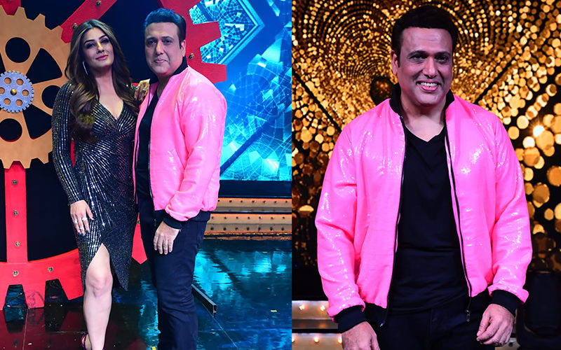 Nach Baliye 9: Govinda Shaking A Leg With Raveena Tandon On The Dance Reality Show Makes Us Nostalgic