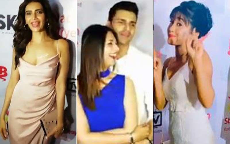 Nach Baliye 9 Grand Bash: Divyanka-Vivek, Shivangi Joshi, Karan Patel, Pearl V Puri, Karishma Tanna Dance Away - Inside Videos