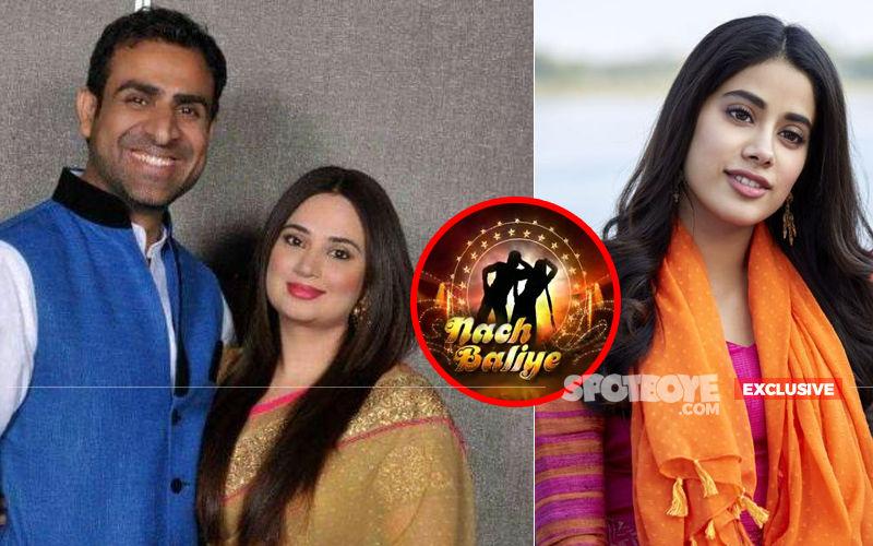 Nach Baliye 9: Janhvi Kapoor's Dhadak On-Screen Mother, Shalini Kapoor To Groove With Husband, Rohit Sagar?
