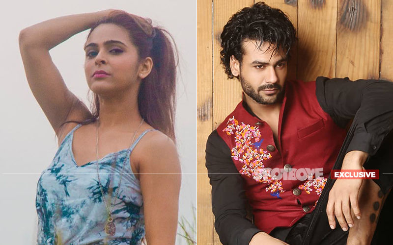 "Nach Baliye 9: Madhurima Tuli Accepts She ""Had An Argument"" With Ex-Lover Vishal Aditya Singh But Says, ""Didn't Abuse Him""- EXCLUSIVE"