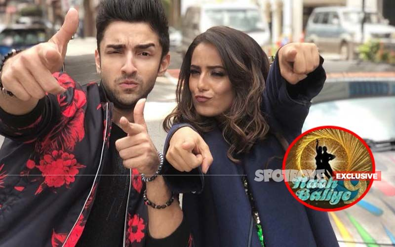 NACH BALIYE 9: Srishty Rode-Rohit Suchanti Were All Set To Participate But Someone Played Villain!- EXCLUSIVE