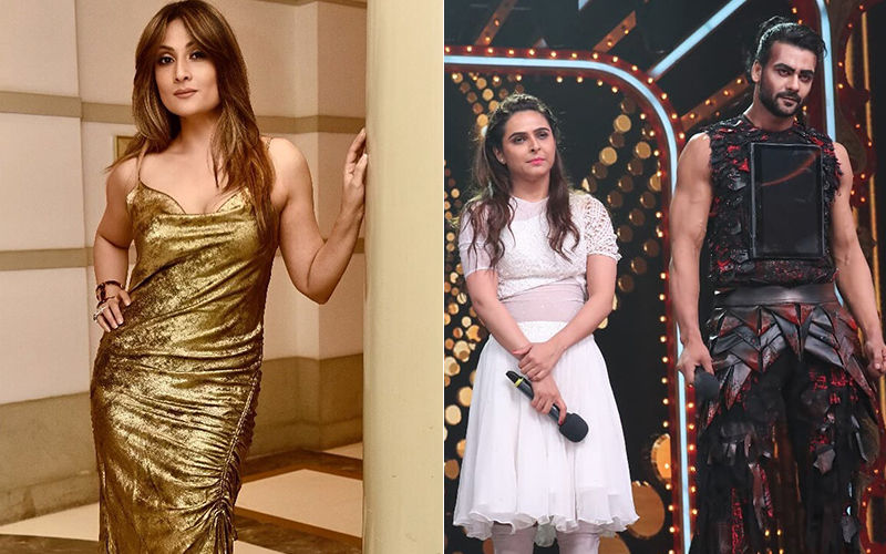 "Nach Baliye 9: Urvashi Dholakia On Madhurima Tuli And Vishal Singh Fight, ""It's Not A Dance Competition, But A Drama Competition"""