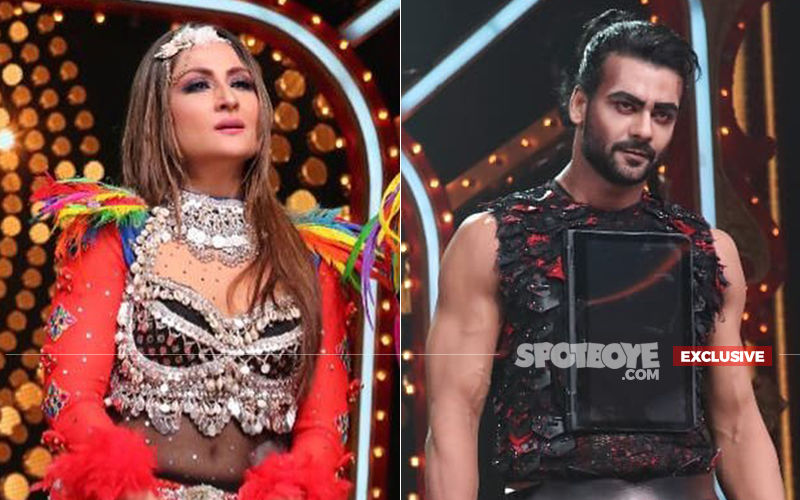 Nach Baliye 9: Wild Cards Urvashi Dholakia And Vishal Singh Share Cold Vibes On Set- EXCLUSIVE