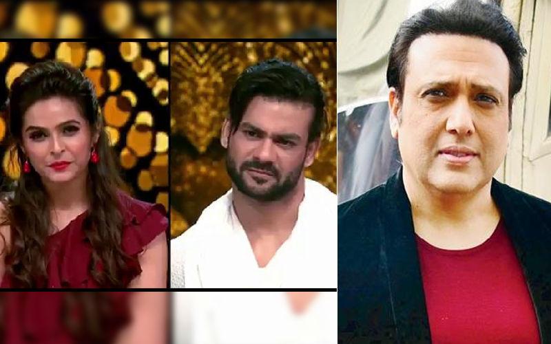 """Nach Baliye 9: Govinda's Shocking Comments On Vishal Aditya Singh And Madhurima Tuli, """"Mujhe Nafrat Hai Aise Logon Se"""""""