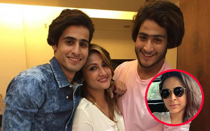 Nach Baliye 9 - Urvashi Dholakia's Sons Slam Madhurima Tuli: We Will Not Keep Quiet If You Attack Our Mom For No Reason