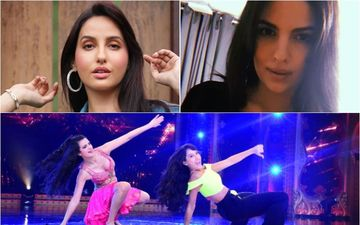 Nach Baliye 9: Nora Fatehi and Bestie Natasa Stankovic Make The Audience Go Crazy With Their Moves On Saki Saki