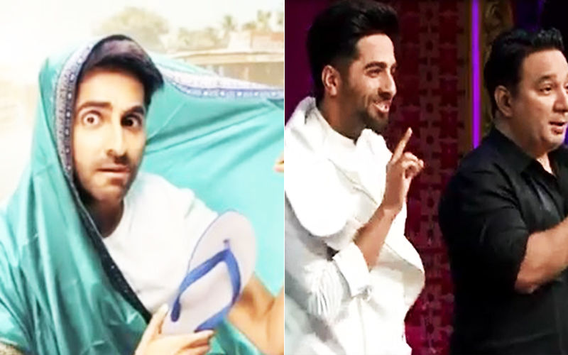 Nach Baliye 9: Ayushmann Khurrana's Heel-Arious Performance With Ahmed Khan On Dream Girl Song Is Unmissable