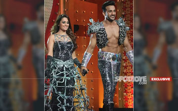 Nach Baliye 9: Rohit Reddy Hits The Dance Floor With Anita Hassanandani Despite Suffering From Hepatitis A- EXCLUSIVE