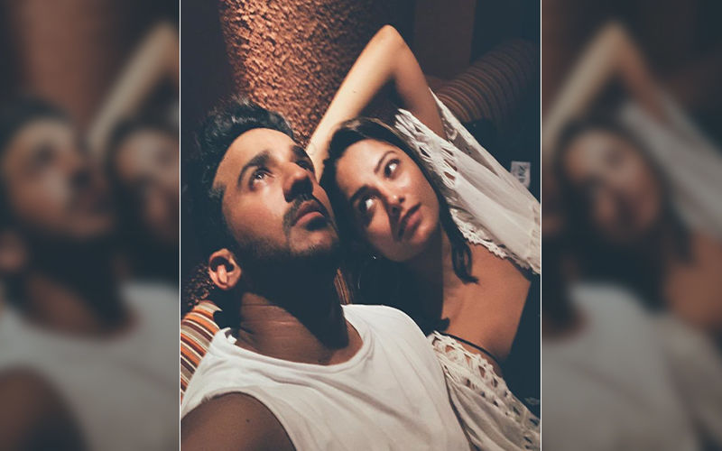 Nach Baliye 9: Anita Hassanandani-Rohit Reddy Rehearse On Ice; Actress Has A Bad Fall