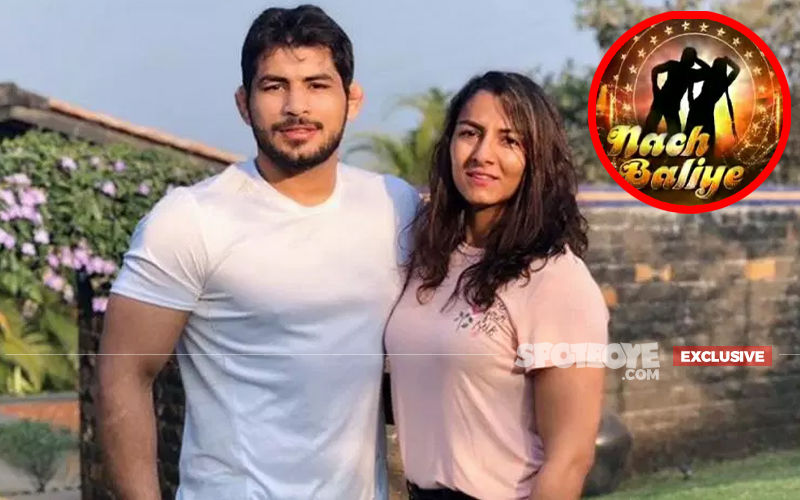 Nach Baliye 9: After Wrestling Moves, Geeta Phogat-Pawan Kumar Are Set To Flaunt Their Dance Moves