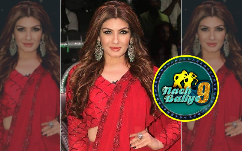 "Nach Baliye 9: Raveena Tandon On Secrecy Around The Contestants, ""Vanity Van Didn't Have Names, It Was Like A James Bond Movie"""