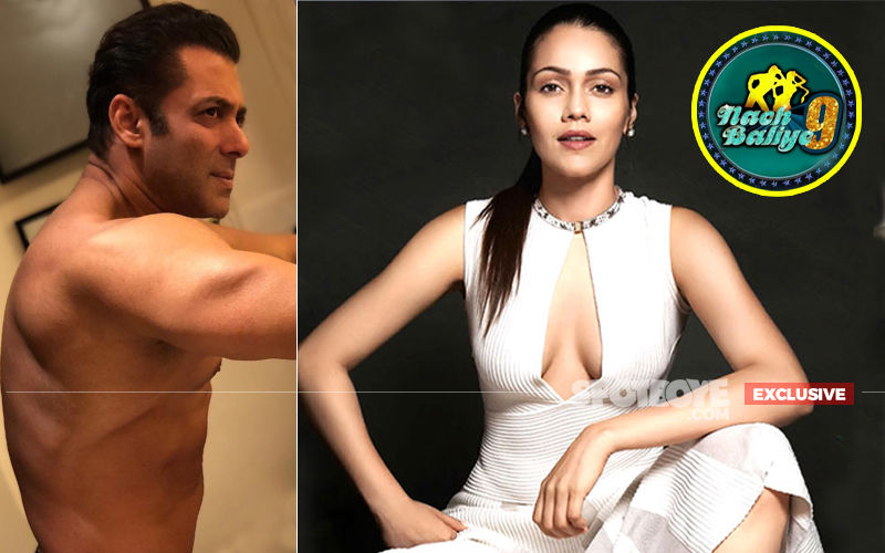 Nach Baliye 9: Salman Khan's Muse, Waluscha De Sousa Will Host His Dance Extravaganza - EXCLUSIVE