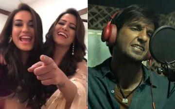 सुरभि ज्योति और अनीता हसनंदानी बनी 'गली गर्ल', देखिए रणवीर सिंह की धुन पर डांस करती इन नागिनों को