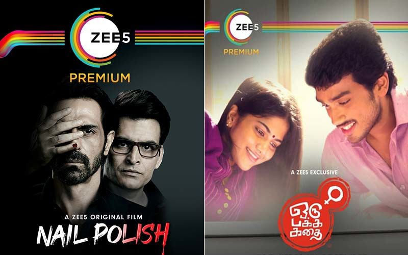 Nail Polish And Oru Pakka Kathai: Two Interesting Films On Zee5 You May Have Missed