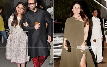 As Kareena Kapoor Khan Announces She Is Preggers; Here's Throwback To Her Most Ravishing Maternity Outfits When She Was Expecting Taimur