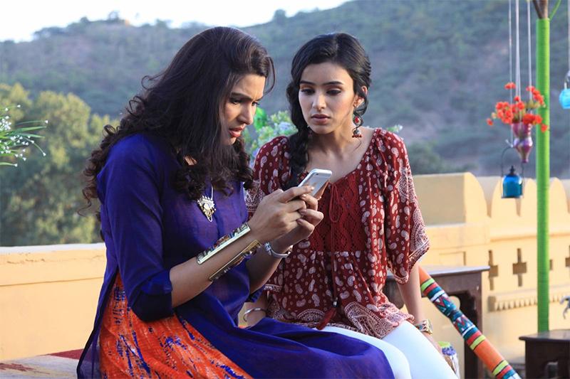 naina and meghna in ek shringaar swabhimaan