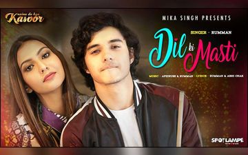SpotlampE Introduces Its First Film Song Dil Ki Masti, A Romantic Number From The Short Film Naina Da Kya Kasoor