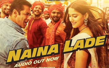 Dabangg 3 Song Naina Lade: Salman Khan And Saiee Manjrekar's Romantic Audio Track Hits The Right Chords