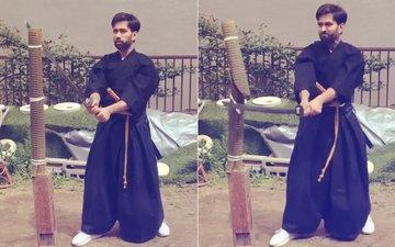 Watch: Ishqbaaz Actor Nakuul Mehta Leads A Samurai Life In Japan