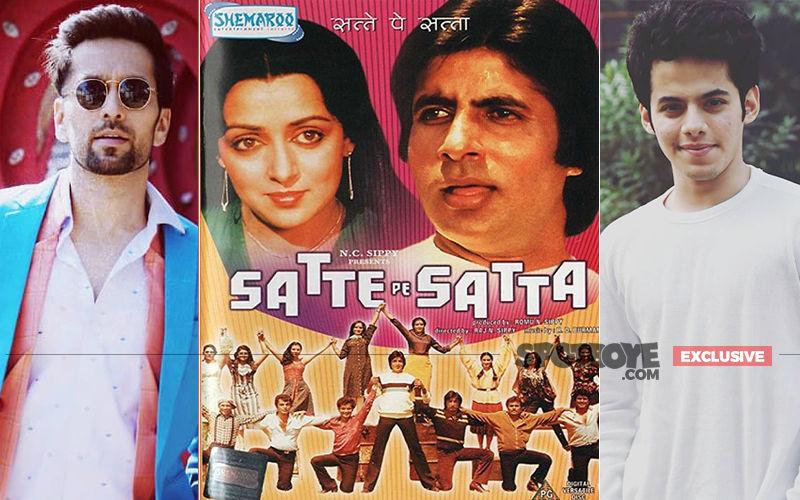 Nakuul Mehta And Darsheel Safary In Satte Pe Satta Remake?- EXCLUSIVE