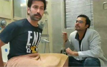 Nakuul Mehta's Funny Spoof On Ravindra Jadeja And Sanjay Manjrekar Controversy Is Viral Worthy