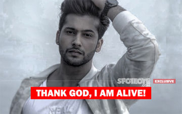 Swaragini Actor Namish Taneja Narrowly Escapes Being Struck By Lightning