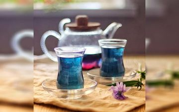 Know The Health Benefits Of Blue Shankhapushpi Flower Tea