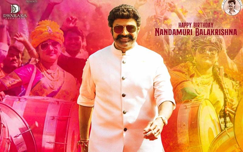 Akhanda: Makers Unveil Colorful New Poster of Nandamuri Balakrishna One Day Before His Birthday