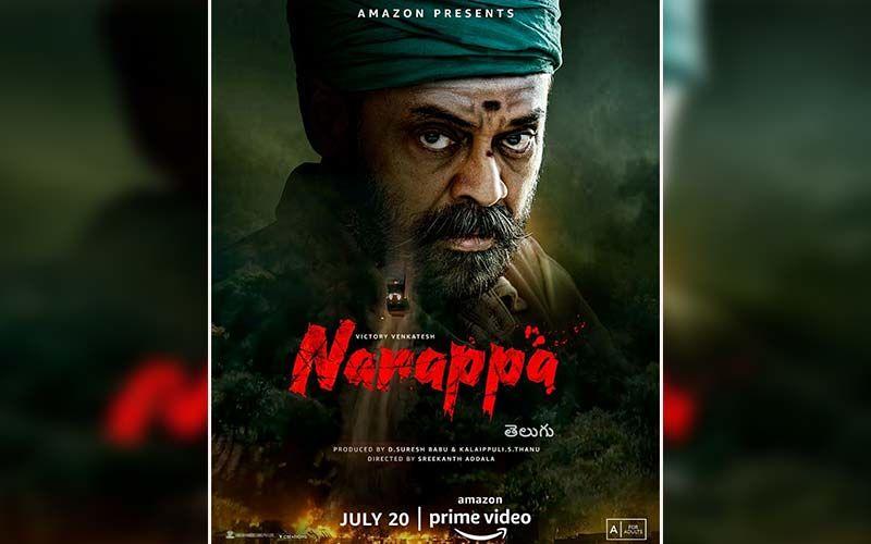 Narappa Leaked Online, Full HD Available For Free: Venkatesh Daggubati's Telugu Film Leaked Online On Same Day As The Digital Release On Prime