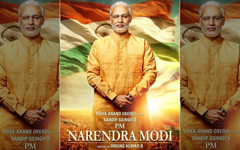 Narendra Modi Biopic: Vivek Oberoi Is A Spitting Image Of PM Modi In The Poster