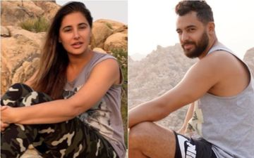 Nargis Fakhri's Hiking Date With The Love Of Her Life Justin Santos; Actress Enjoys Sunset And Nature With New BF - See Pics