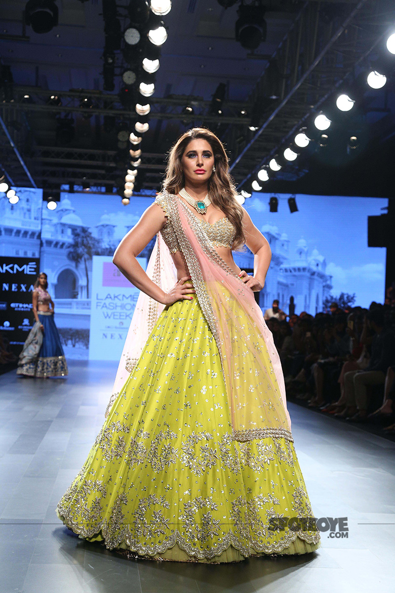 nargis fakhri at lfw