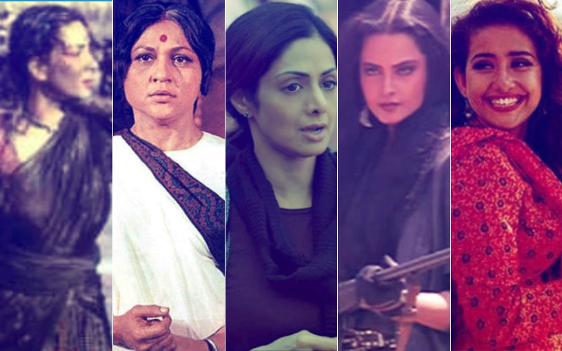 5 Times When Mothers Played Central Character Like Sridevi In Mom