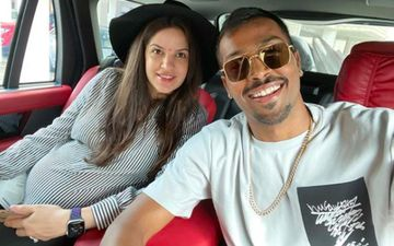 Hardik Pandya Shares A 'Coming Soon' Selfie With Soon-To-Be-Mom Natasa Stankovic Who Is All Heart And Comments 'Bebu'