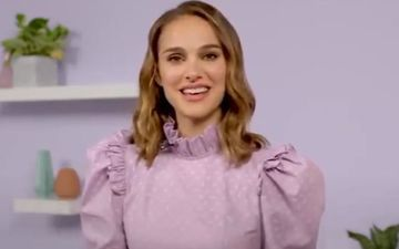Oscars 2020: Natalie Portman Makes A Strong Fashion Statement; Wears Cape With Oscar-Snubbed Female Directors' Names On It