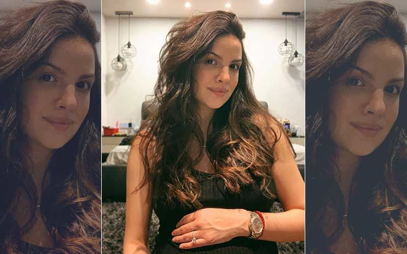 Preggers Natasa Stankovic Flaunts Her Baby Bump And Her Glow Is Unmissable