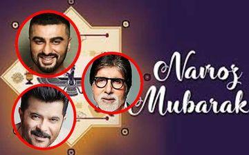 Parsi New Year 2019: Amitabh Bachchan, Anil Kapoor, Arjun Kapoor Among Others Wish Their Fans Navroz Mubarak