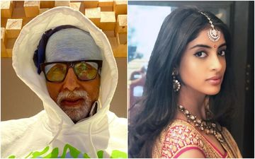 Amitabh Bachchan's Granddaughter Navya Nanda CONDEMNS NCW Representative's Remarks On The Badaun Rape Case; Says 'WTF' In Utter Disagreement