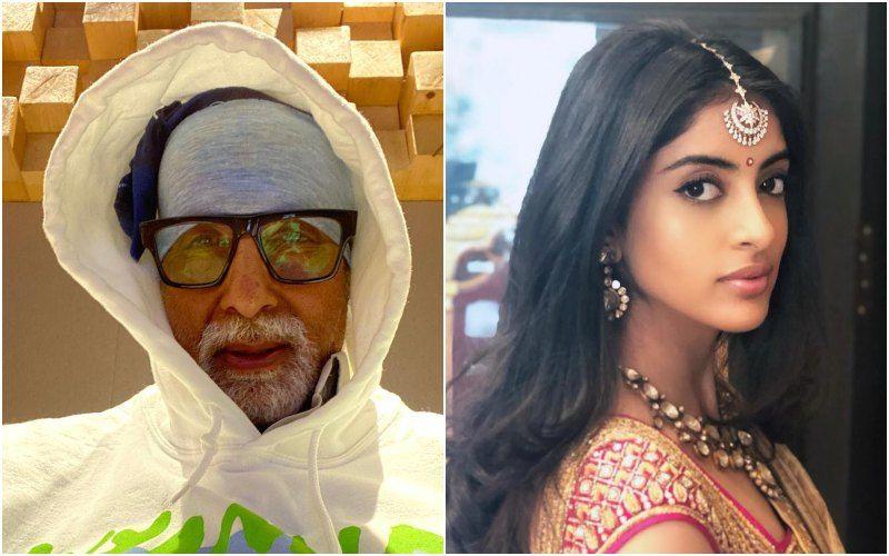 Amitabh Bachchan's Granddaughter Navya Nanda CONDEMNS NCW Representative's Remarks On The Badaun Rape Case; Says 'WTF' In Utter Disagreement