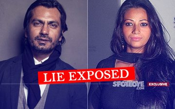 Nawazuddin Siddiqui's Lie Exposed: Police Confirms Actor Was Spying On His Wife; Problems In Marriage!