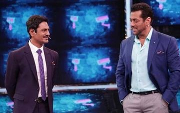 Bigg Boss 13 Weekend Ka Vaar: Salman Khan And Nawazuddin Siddiqui Groove On 'Jumme Ki Raat', We Are So 'Kick'ed To See Them Together