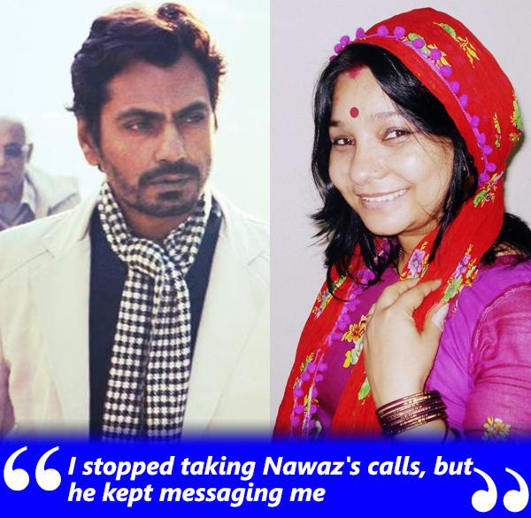 nawazuddin siddiqui and sunita rajwar