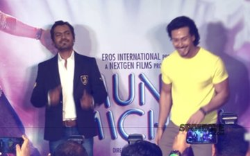 Tiger Shroff On Nawazuddin Siddiqui: We Had To Practice Each Dance Step 100 Times