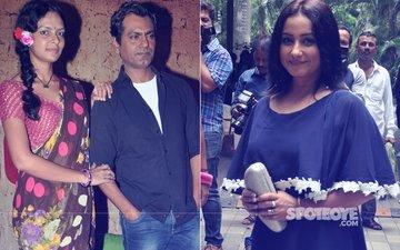 Nawazuddin Siddiqui, Divya Dutta & Bidita Bag Unveil The First Look Of Babumoshai Bandookbaaz